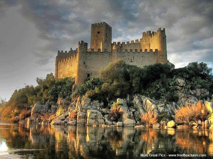 Almourols Castle, Portugal