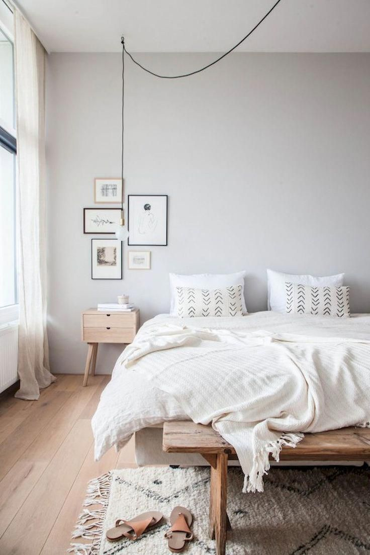 Schlafzimmer Inspiration #apartmentbedroomdecor | Idée ...