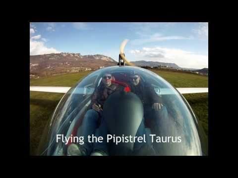 Pipistrel Taurus LSA Aircraft