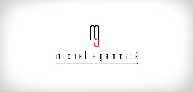 Michel Gamitè French cuisine Logo (indastriacoolhidea.com)