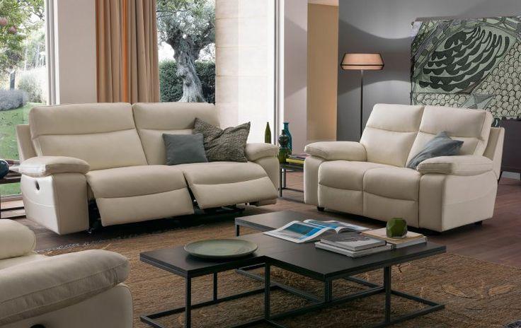 Casanova, il divano con relax che si puo'' adattare a qualsiasi ambiente, essendo lineare o angolare. Lo puoi regolare nel posizionamento che desideri per avere