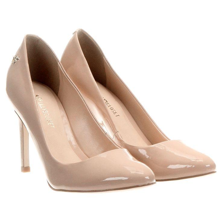 Scarpin Lilly's Closet Básico Pink   Zattini