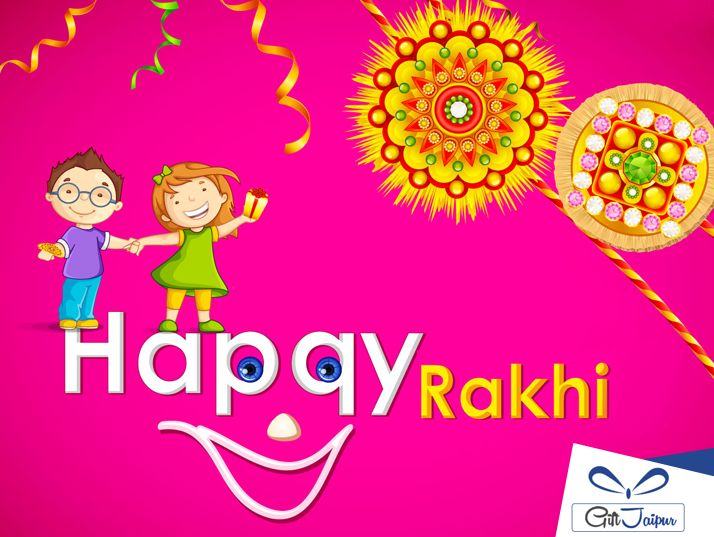 Being sister and brother means being there for each other. Happy #RakshaBandhan