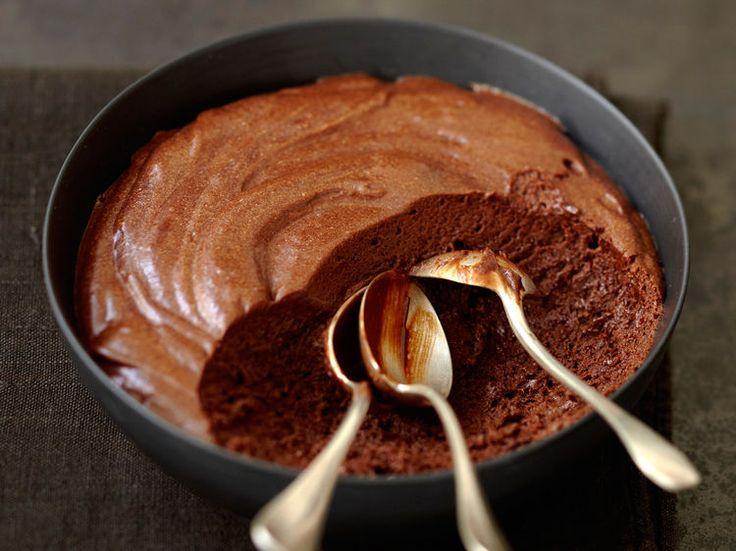 Découvrez la recette Authentique et délicieuse mousse au chocolat sur cuisineactuelle.fr.