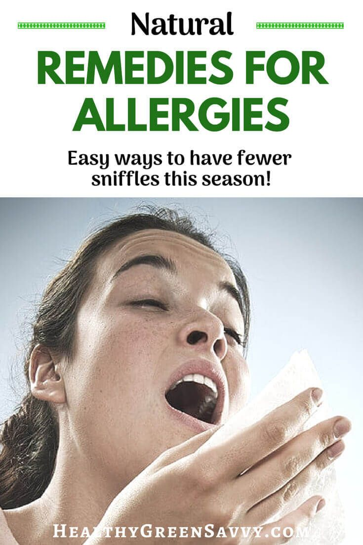 Natural Remedies For Allergies There Are Many Ways To Prevent Allergies Without Otc O Natural Remedies For Allergies Allergy Remedies Holistic Health Remedies
