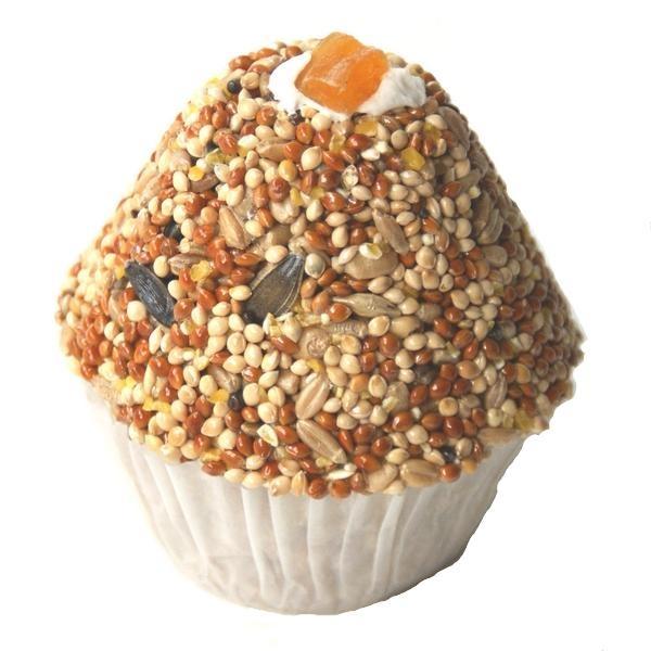 Cupcakes voor de vogels in je tuin! #ECOstyle #dieren #vogels