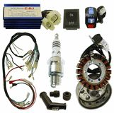 Alternator, Stator & Magneto, ignitions, CDI & Components, Spark Plugs & Wiring, Switches