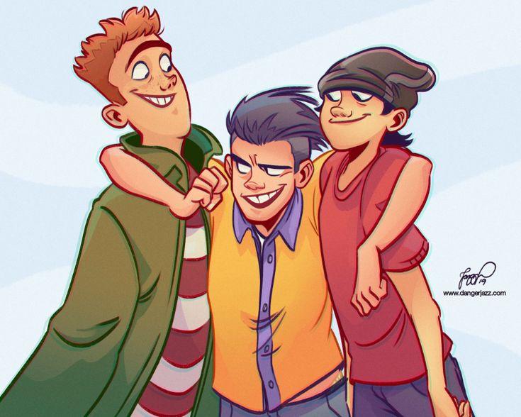 Ed, Edd n Eddy! BRRR YEAH! by SavageBolt95 on DeviantArt