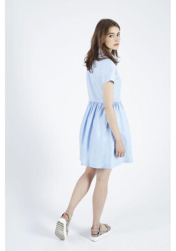 Compania Fantastica  #dress #summer #fashion # blue #witslist