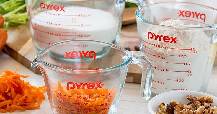 Pyrex Measuring Cup - Perfectly Designed Products: Engineering at Its Finest