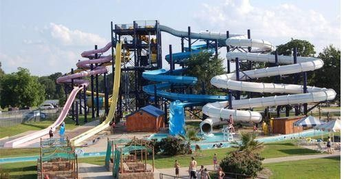 Faith-Based Water Park in Texas Will Prohibit 'Excessively Revealing' Swimwear