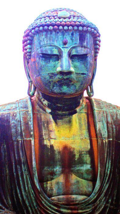rainbow Buddha: Prune, Foto Art, Color, Bouddha, Thanksglow Awesome, Awesome Pin, Yoga Inspiration, Art Passion, Beautiful Things