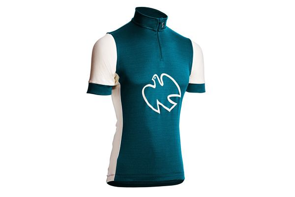 Isadore - Peace Jersey Atlantic Blue - Bringing the legendary spirit of peace race back to roads #cyclingmemories