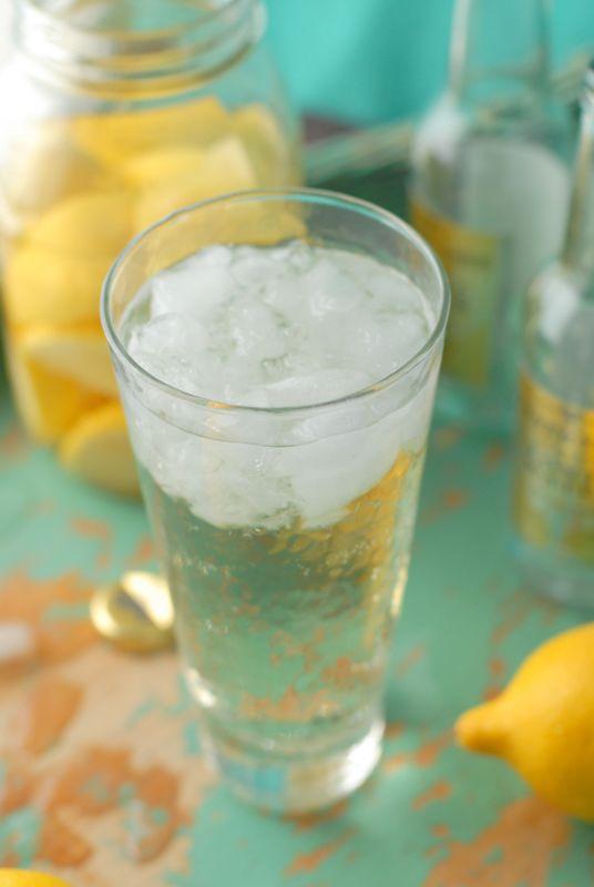 Homemade Lemon-Infused Vodka | Boulder Locavore