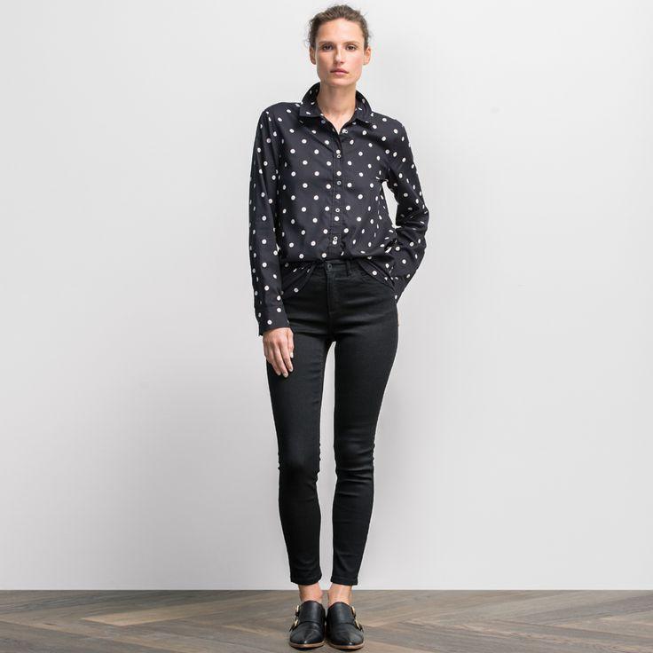 The Denim Store | Slim Cropped Jean