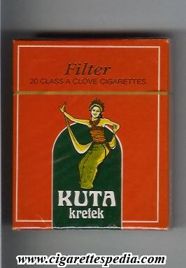 Kuta Kretek 20 pcs - Indonesia