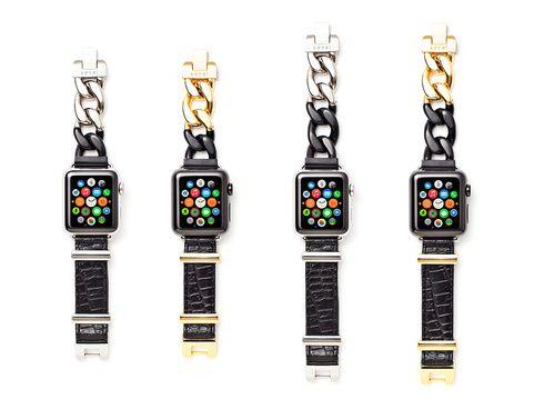 「サカイ」のハイブリッドなApple Watch専用ストラップが、ついに日本発売!