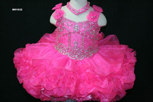 Bali Bali Baby Pageant Dresses