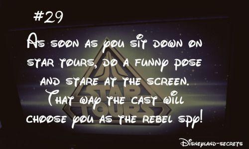 Discover Disneyland Secrets!