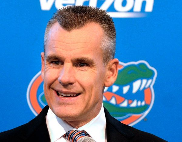 Billy Donovan Leaves Florida After 19 Years to Coach N.B.A.'s Thunder - NYTimes.com
