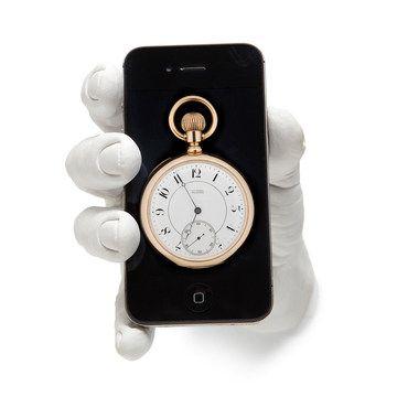 Hand Dock iPhone