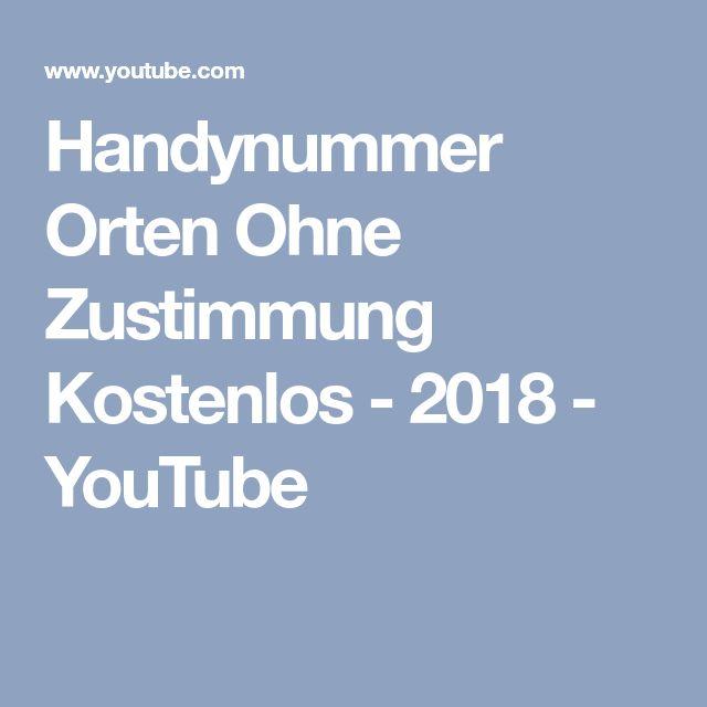 Handynummer Orten Ohne Zustimmung Kostenlos - 2018 - YouTube