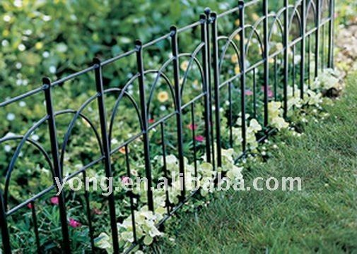 Short Fencing Backyard And Patio Pinterest Black