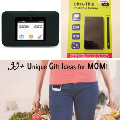 Unique tech gift ideas for women and mom friends