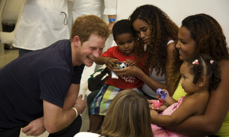 Action-packed day for Prince Harry as he bestows Desmond Tutu with Companion of Honour award | Royal Central