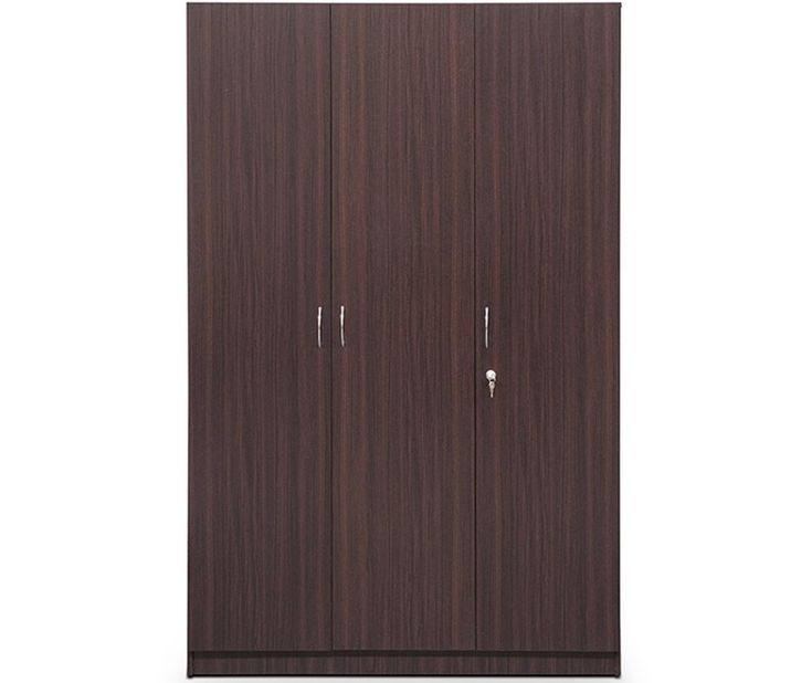 Three Doors Wardrobe Design Id553 - Three Door Wardrobe Designs - Wardrobe Designs - Product Design