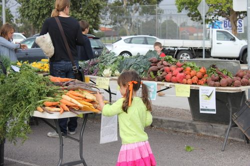 the substation farmers market, newport - Mamma Knows West