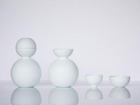 Ceramic Japan 酒器だるま