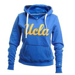 UCLA Women's Script Applique Hoodie