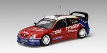[AUTO-60537] AUTOART 1/43 Citroen Xsara WRC 2005 S. Loeb / D. Elena #1- Winner Of Monte Carlo
