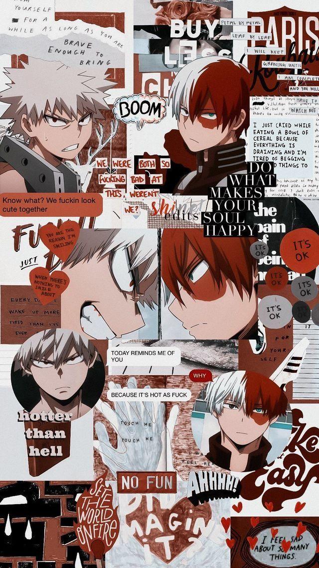 Pin By Savannah Rain Navarrete On Anime Hero Wallpaper Hero Anime
