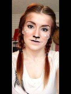 goat costume makeup - Google Search