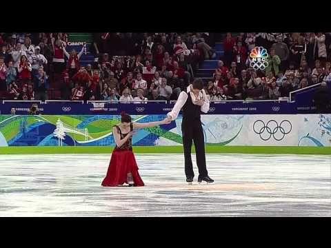 ▶ [HD]Tessa Virtue & Scott Moir OD 2010 Vancouver Olympics (Farrucas by Pepe Romero ) - YouTube