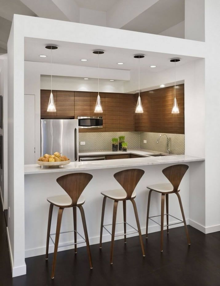 Check Out Small Kitchen Design Ideas With Table Islands. What These Small  Kitchens Lack In Space, They Make Up For With Style. Good Storage Is The  Ultimate ... Part 79