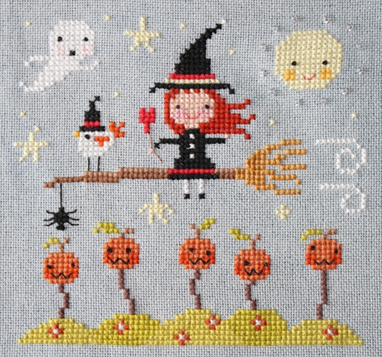 adorable cross stitch!: