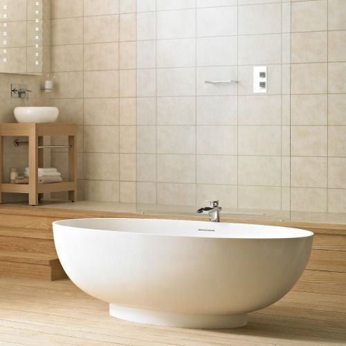 Lagoon Freestanding Bath | bathstore