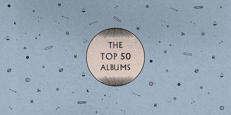 The Top 50 Albums of 2013   Pitchfork