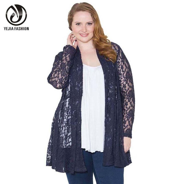 Wholesale cheap  online, gender - Find best wholesale-yejia fashion plus size women clothing summer autumn long sleeve lace crochet cardigans coat casual sexy ladies tops jackets red at discount prices from Chinese women's sweaters supplier - yabsera on DHgate.com.