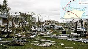 Cyclone Tracy Darwin australia city 1974