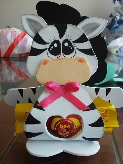 Dulce-zebra