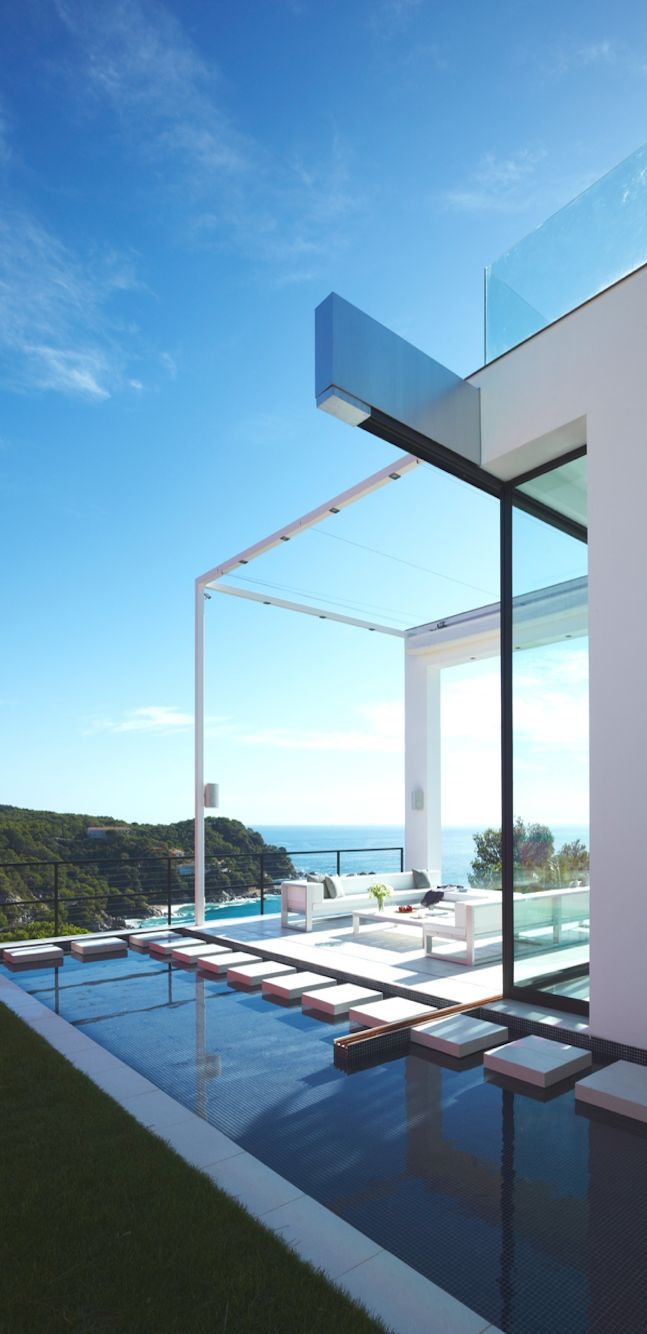 Spectacular Designer House with infinite sea views, Spain