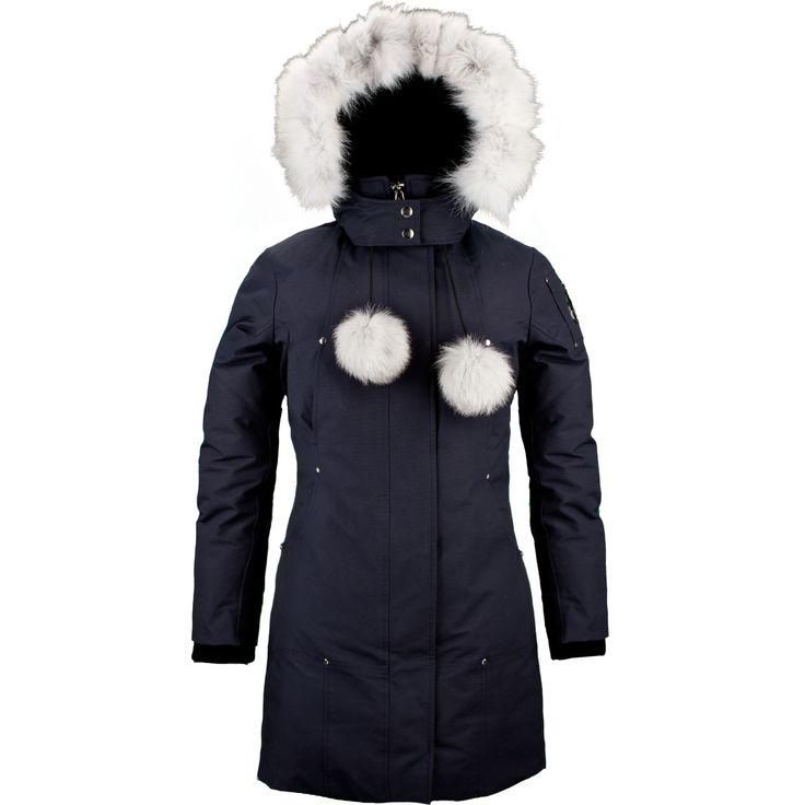 Moose Knuckles Stirling Parka Insulated Jacket Womens - SportChek.ca