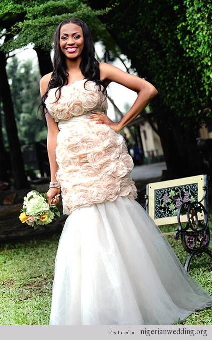Nigerian wedding dresses by Mai Atafo 2012 collection 12