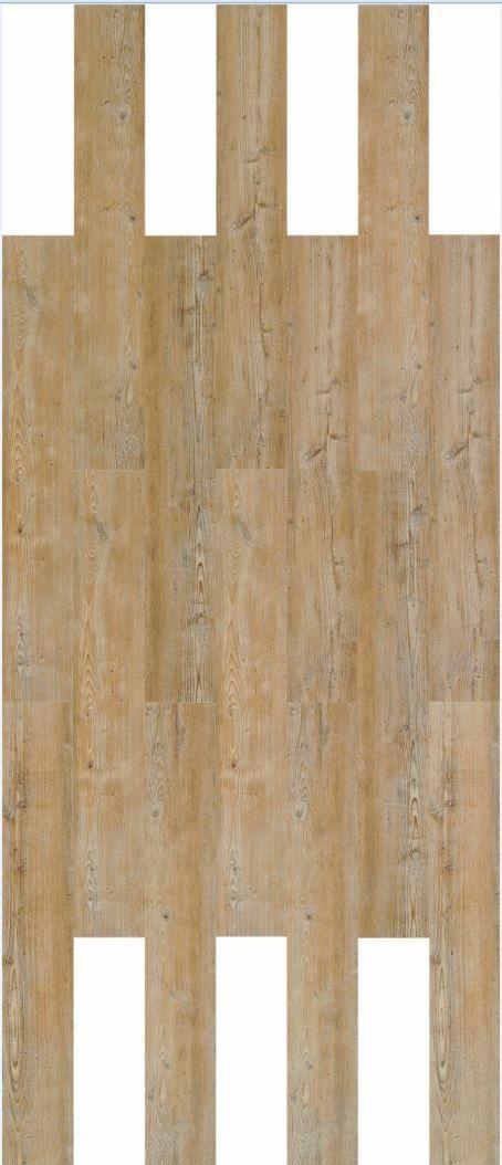 "HydroCork 6"" x 48"" x 6.35mm Luxury Vinyl Plank in Arcadian Soya Pine"