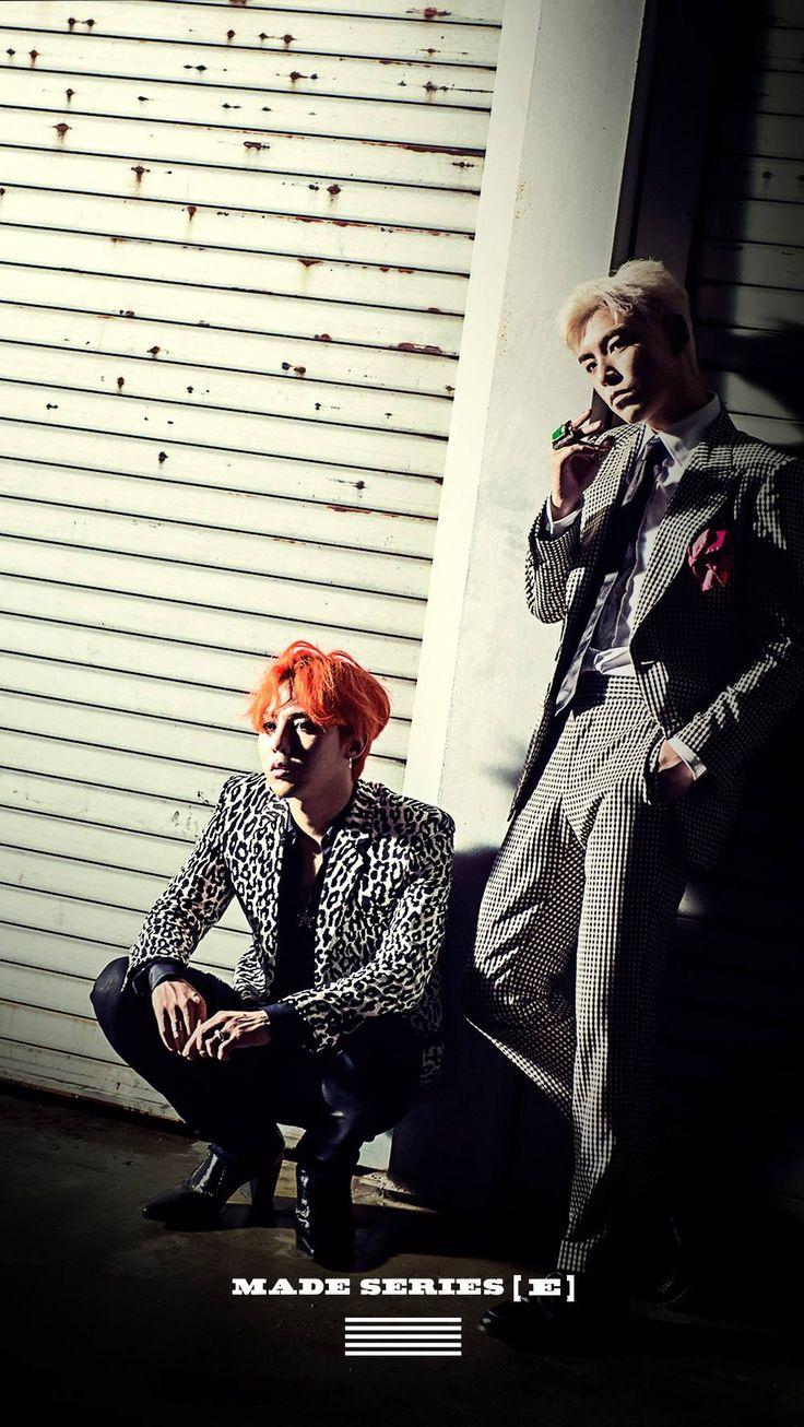 BIGBANG GD & T.O.P // MADE SERIES [E]