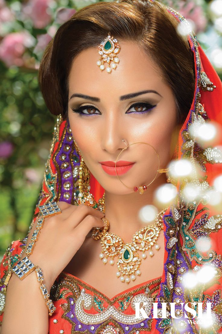Main Makeup Brushes You Need: Perfect Makeup For The Main Day By Nilima Mua +44(0)7946